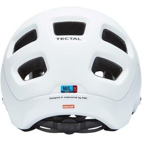 POC Tectal Helmet hydrogen white